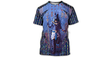 camisetas de egipto