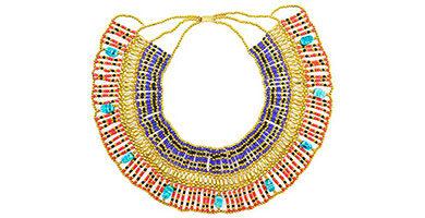 collar egipcia