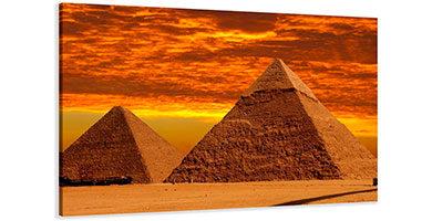Cuadros egypto