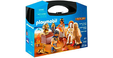 Comprar playmobil egipcios baratos