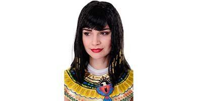 Peluca Cleopatra