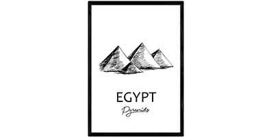 Posters egipcios